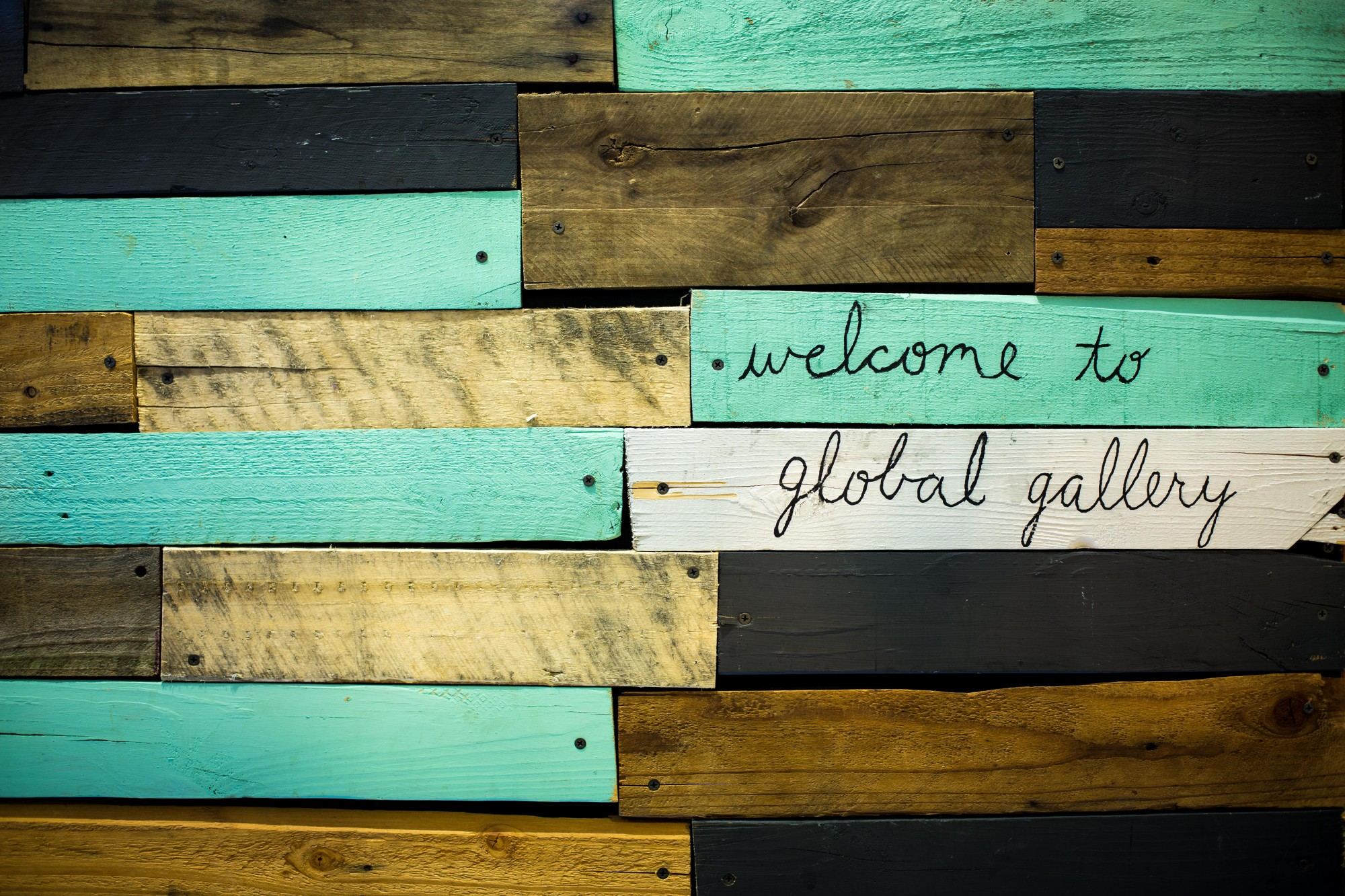 January Feature – Global Gallery Coffee Shop in Clintonville